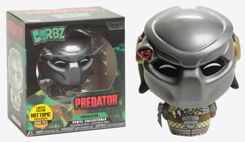 Predator Masked Dorbz Vinyl Figure Hot Topic Exclusive