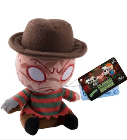 Horror Freddy Krueger Mopeez Plush