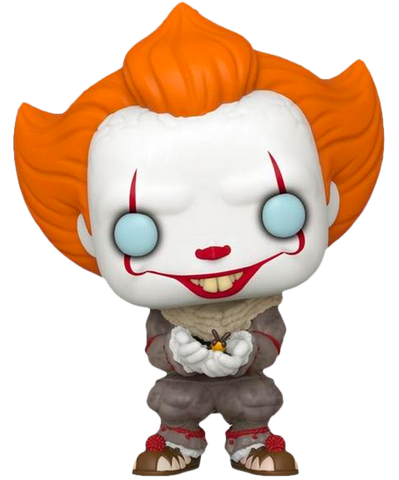 It: Chapter Two - Pennywise with Glow Bug Pop! Vinyl Figure Exclusive