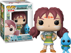 Ni No Kuni 2 Tani with Higgledy Pop! Vinyl Figure #329