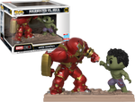 Movie Moments: Marvel - Hulkbuster vs Hulk Fall Convention Exclusive 2018 Kramer Toy Warden in the Philippines