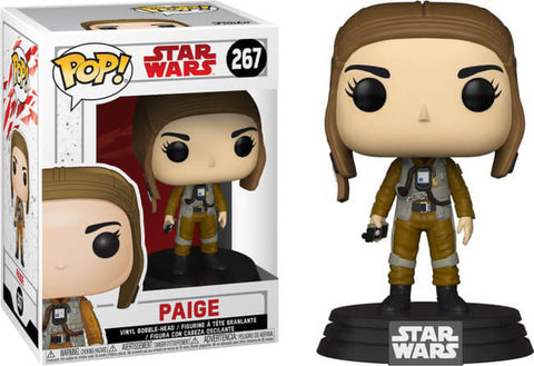 Funko Star Wars: The Last Jedi Paige Pop! Vinyl Bobble Head Kramer Toy Warden Greenhills, Alabang Mall, Philippines