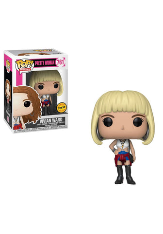 Pretty Woman Vivian Ward CHASE Pop! Vinyl Figure Not Mint