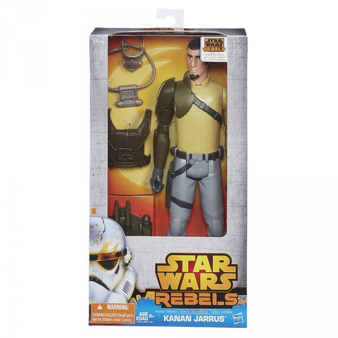 Star Wars Rebels Kanan Jarrus 12 Inch action figure