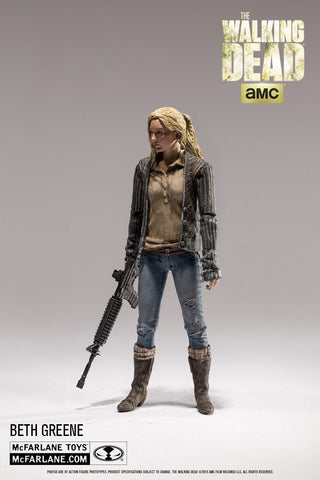 The Walking Dead Series 9 Beth Action Figure