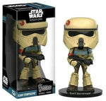 Star Wars Rogue One Scarif Stormtrooper Funko Wacky Wobblers Bobble Head