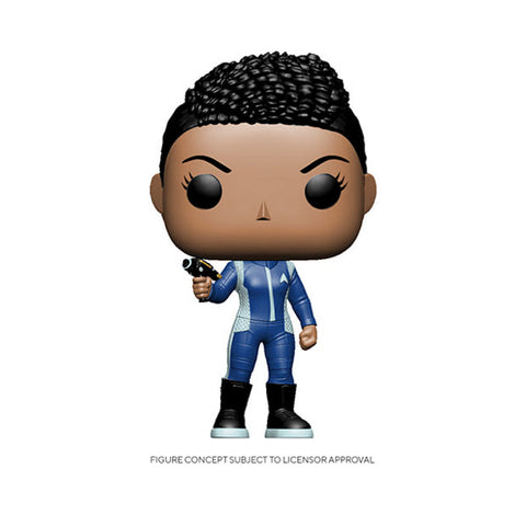 Preorder Star Trek: Discovery Michael Burnham Pop! Vinyl Figure PO P550