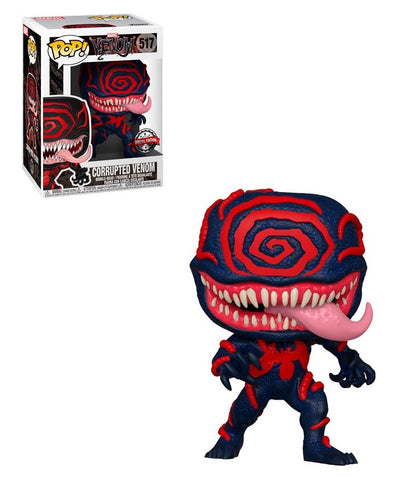Venom - Corrupted Venom Pop! Vinyl Figure Exclusive