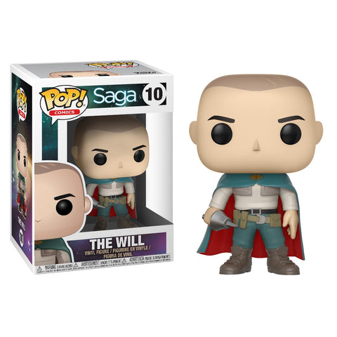 Funko Saga The Will Pop! Vinyl Figure #10 Kramer Toy Warden Greenhills, Alabang Mall, Philippines