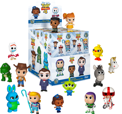 Toy Story 4 Mystery Minis Display Case Hot Topic