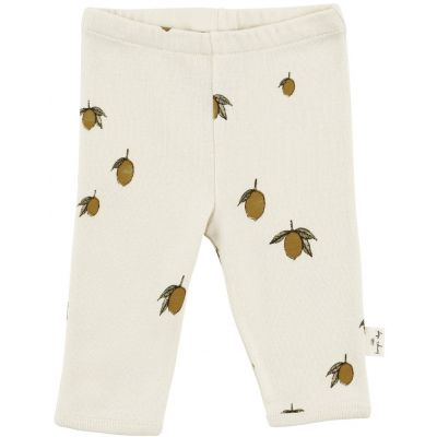KONGES SLOEJD newborn pants lemon - Pulu