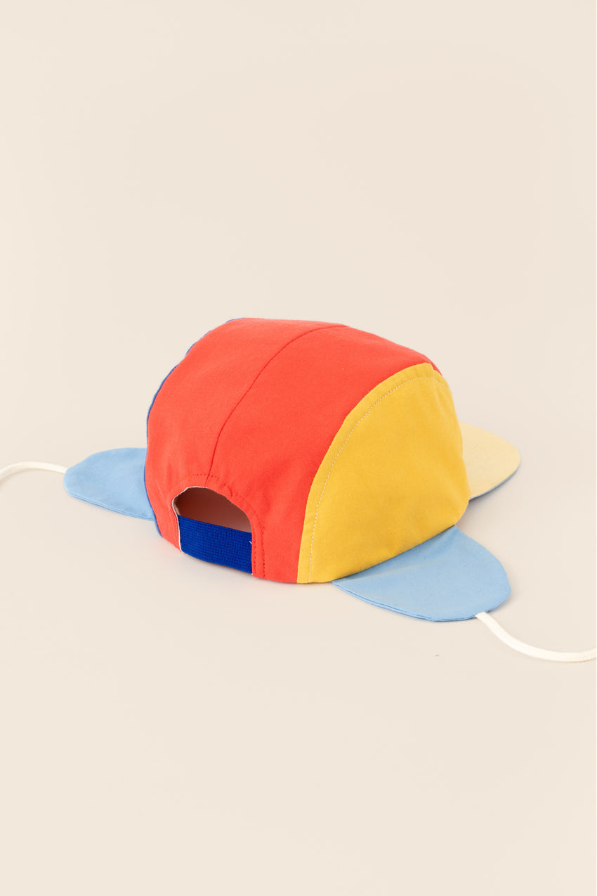 NEW KIDS IN THE HOOD wolly colorblock multi - Pulu