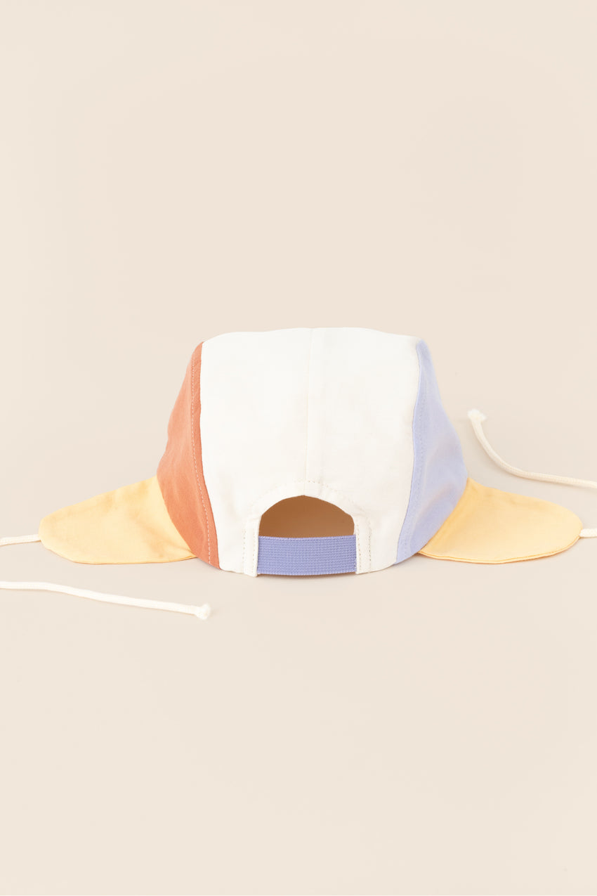 NEW KIDS IN THE HOOD wolly colorblock pastel - Pulu