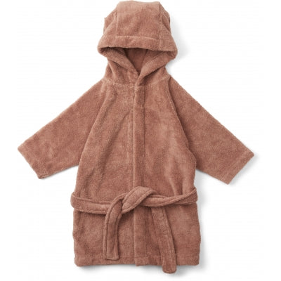 KONGES SLOEJD kids terry bathrobe sienna
