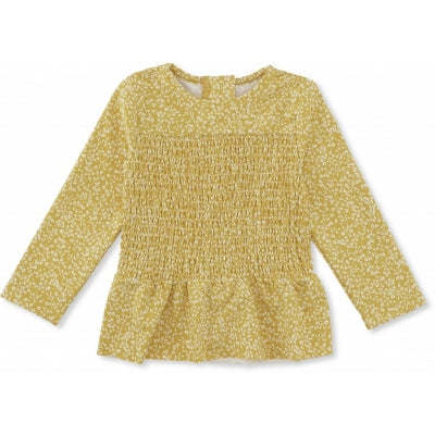 KONGES SLOEJD girl uv blouse blossom mist sunspelled - Pulu