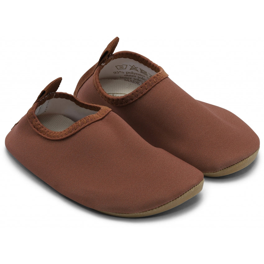 KONGES SLOEJD uv swim shoes caramel - Pulu