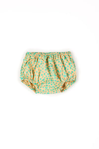 WILDKIND KIDS ellen bloomer cheetah yellow - Pulu