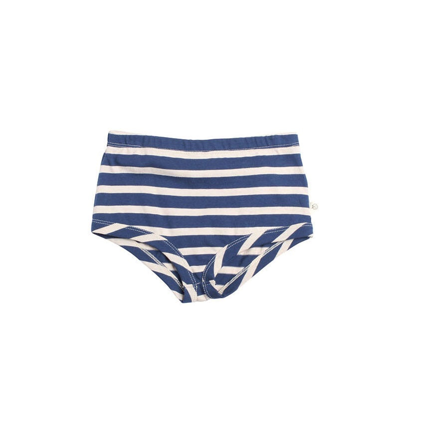 WYNKEN bloomers night blue stripe