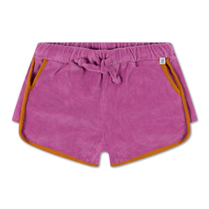 REPOSE AMS sporty short purple violet - Pulu