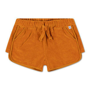 REPOSE AMS sporty short golden yellow - Pulu