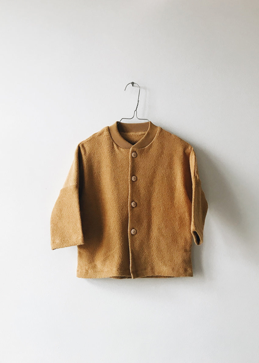 MONKIND BERLIN golden shirt - Pulu