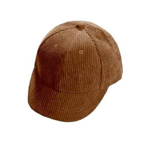 BABYMOCS baseball cap brown