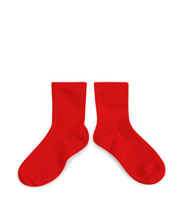 COLLÉGIEN socks true red - Pulu