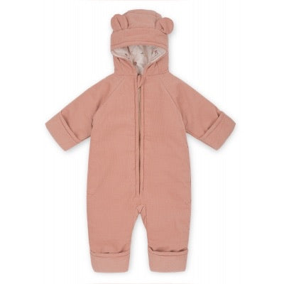 KONGES SLOEJD teddy suit rose blush/nostalgie