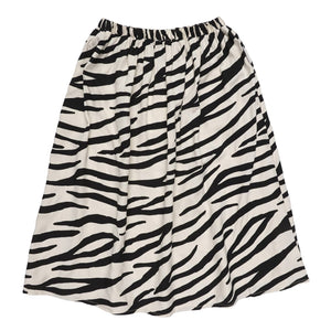 MAED FOR MINI smiling zebra long skirt - Pulu
