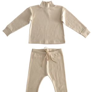 LIILU loungewear set milk
