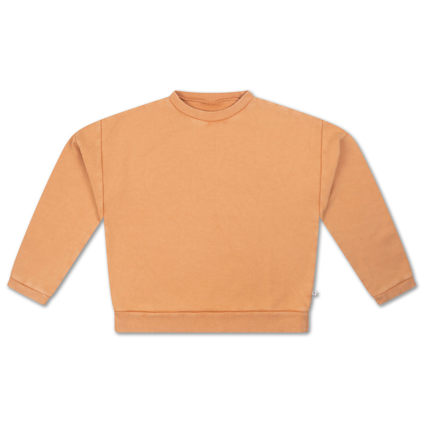 REPOSE AMS crewneck sweater latte