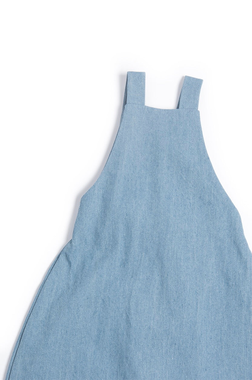 MONKIND BERLIN jeans dungarees - Pulu