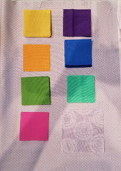 Color and fabric choices for storm at sea quilt along