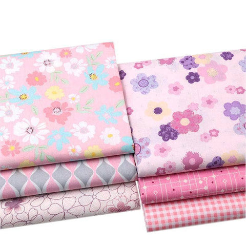 Fabric By The Yard - Pink Collection