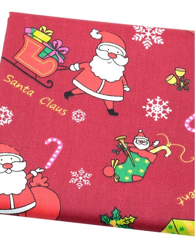 Image of Choose your Pattern Christmas Fabrics-Sewing By Sarah