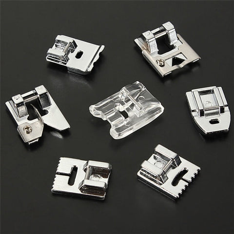 SewingbySarah™ Essential 32 Piece Presser Foot Set - With Instructions