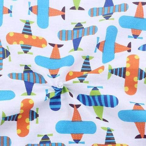 Fabric Premiums - Cartoon Print - 5 Piece Bundle-Sewing By Sarah