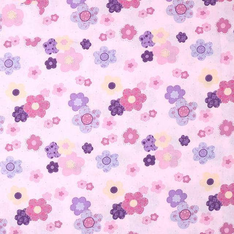 Fabric By The Yard - Pink Collection-Sewing By Sarah