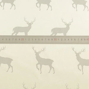 Neutral Stag/Buck Fabric 40