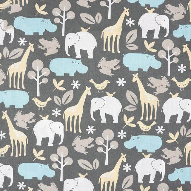 Fabric By The Yard - Animals-Sewing By Sarah