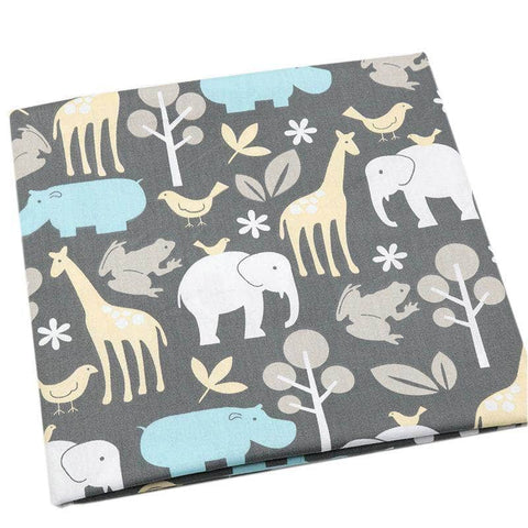 Image of Fabric By The Yard - Animals-Sewing By Sarah