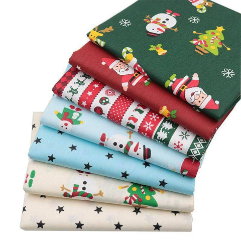 Fabric By The Yard - Christmas Collection