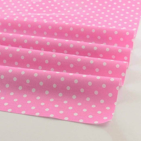 Fabric Premiums - Floral Polka Dots - 4 Piece Bundle
