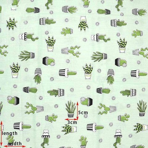 Image of Fabric By The Yard - Cactus
