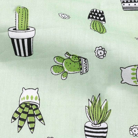 Fabric By The Yard - Cactus