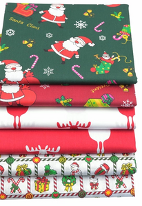 Choose your Pattern Christmas Fabrics