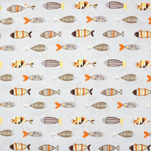 Fabric By The Yard - Fish
