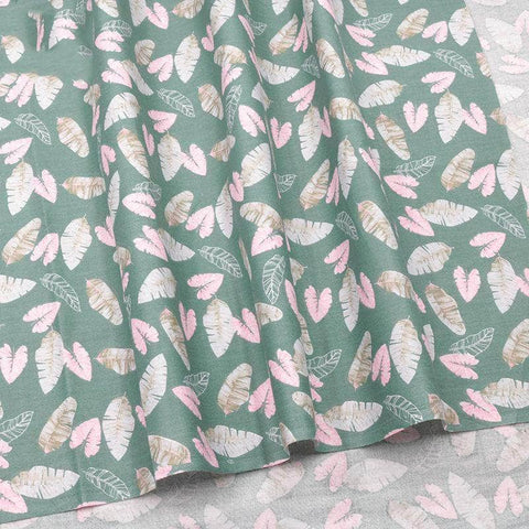 Fabric By The Yard - Palm Leaves-Sewing By Sarah