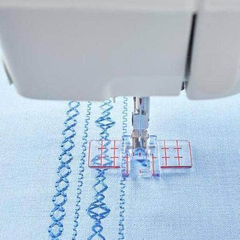SewingbySarah™ Parallel Stitch Foot-Sewing By Sarah