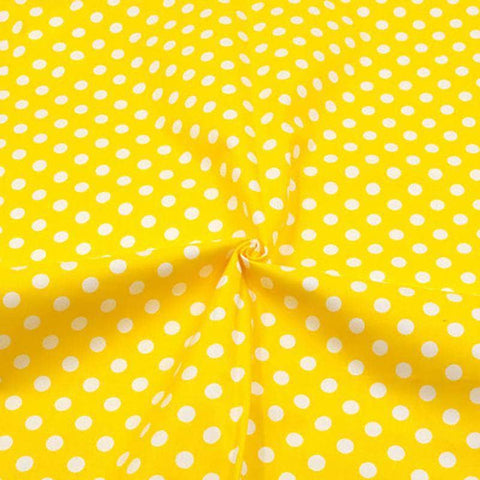 Fabric Premiums - Cartoon Ice Cream Cotton Fabric